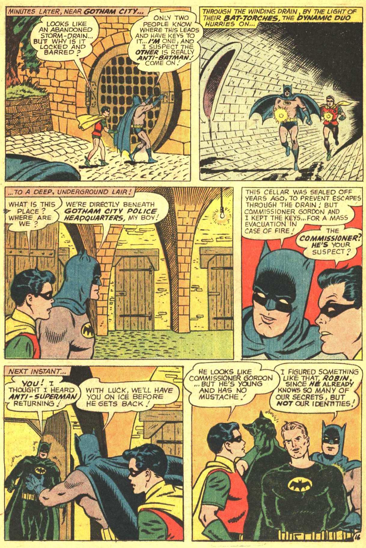 Read online World's Finest Comics comic -  Issue #159 - 20