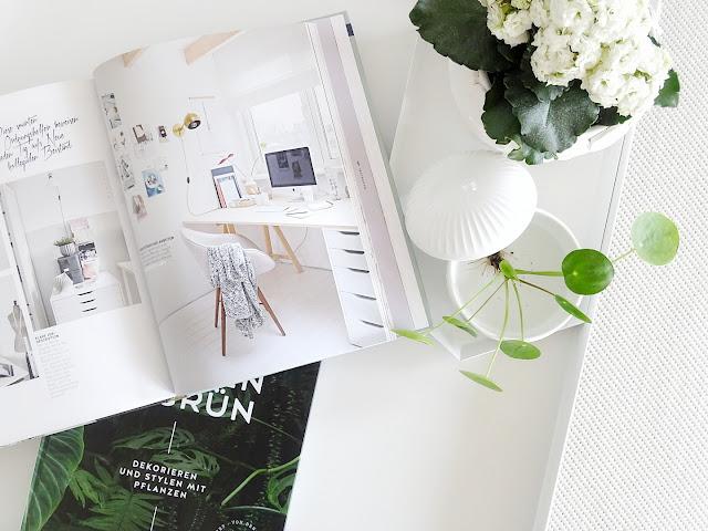 Deko-Ideen mit Pflanzen | Pilea Peperomioides | Lieblinge und Inspirationen der Woche | Personal Lifestyle, DIY and Interior Blog | Auf der Mammiladen-Seite des Lebens