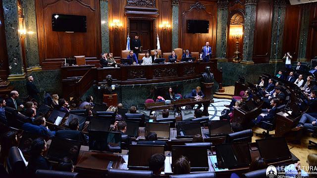 Jornada del Seminario País Federal en la Legislatura Porteña