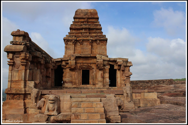 Upper Shivalaya, Badami