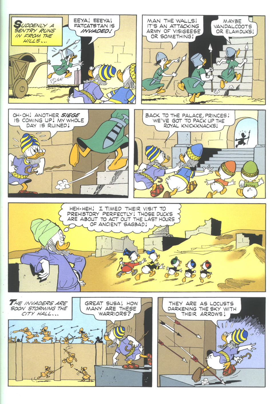 Read online Uncle Scrooge (1953) comic -  Issue #345 - 11