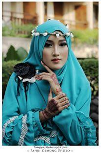 Model Hijab Untuk Lebaran 2015