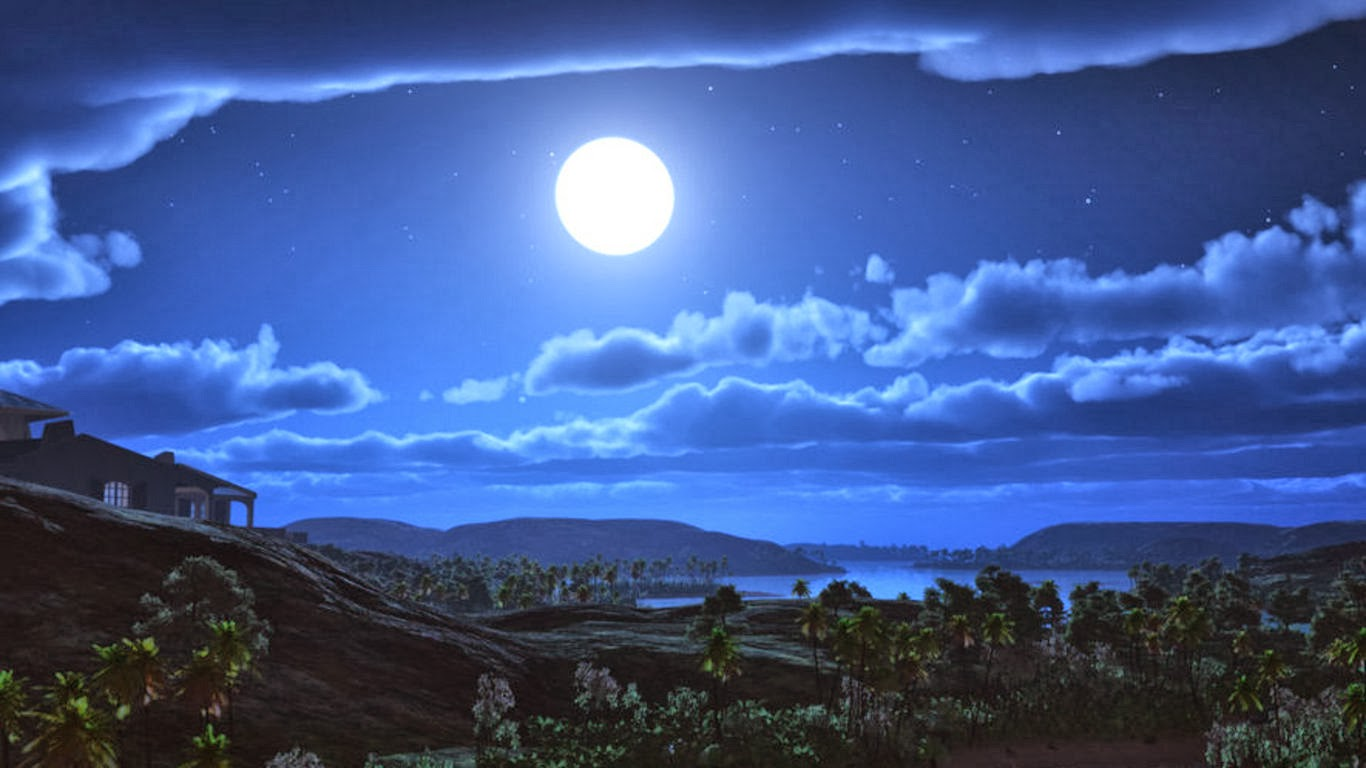 Sky Wallpapers: HD Wallpapers Desktop: Night Sky HD Wallpapers