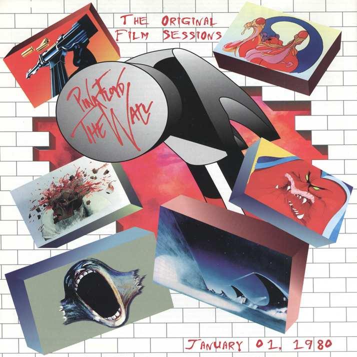 bootleg addiction: Pink Floyd: The Wall - Original Film Sessions