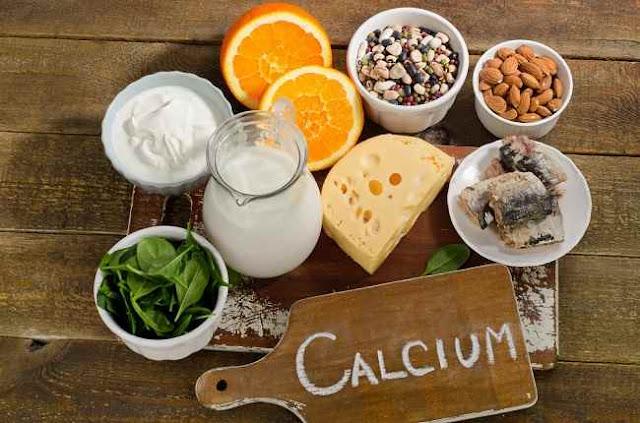 Selain Susu, Ini 9 Makanan yang Mengandung Kalsium Tinggi