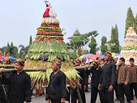Kirab Budaya Meriahkan Hari Jadi Kabupaten Blora