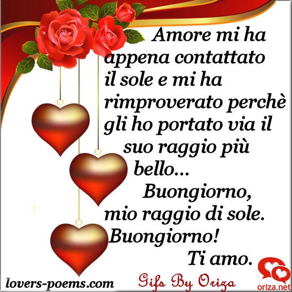 Frasi D Amore In Italiano