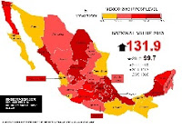 Corruption Perception Index In Mexican Public Security Institutions