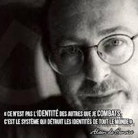 Alain de Benoist racisme identité