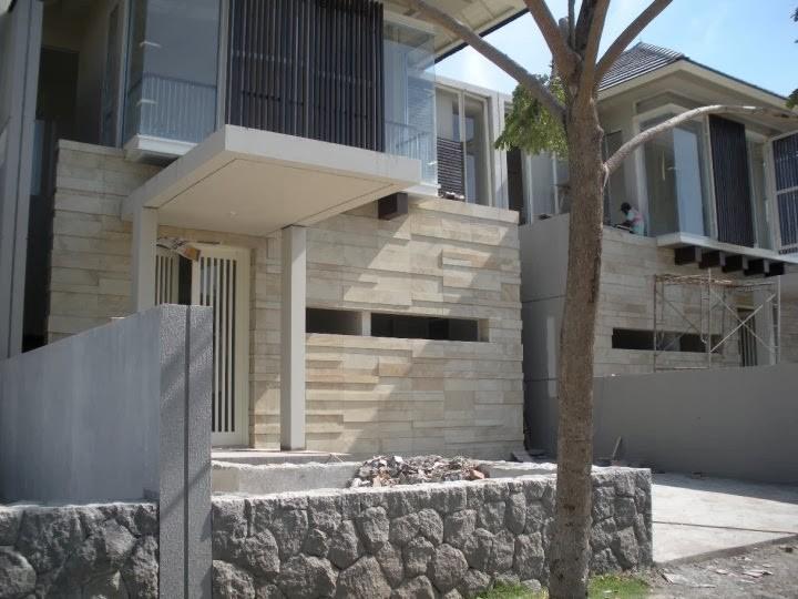 model rumah batu alam 5