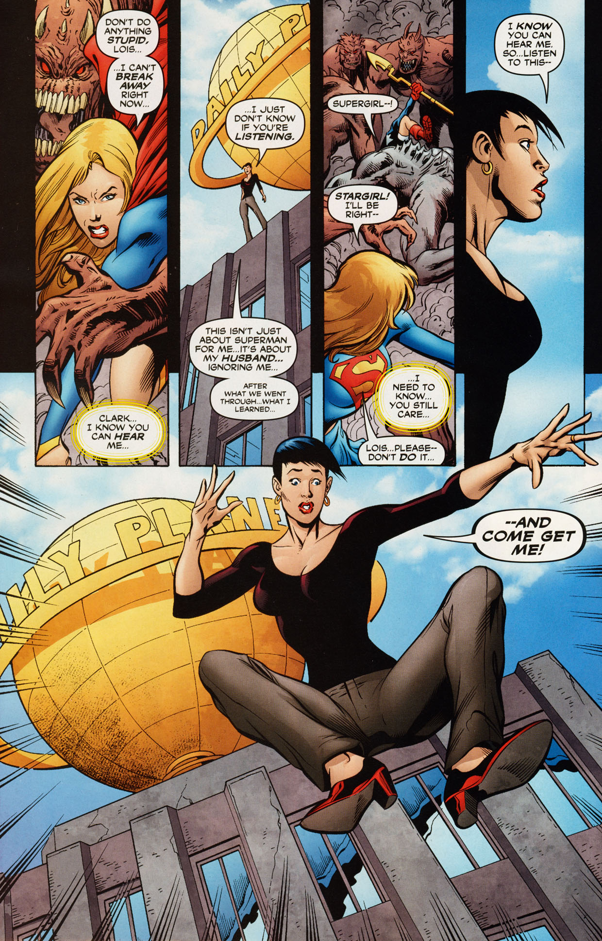 Read online Trinity (2008) comic -  Issue #43 - 24