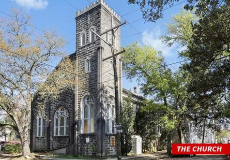 Superstar Singer, Beyonce buys New Orleans Church