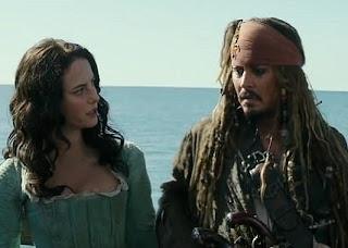 Kaya Scodelario Pemeran Carina Smyth di Film Pirates of The Caribbean 5