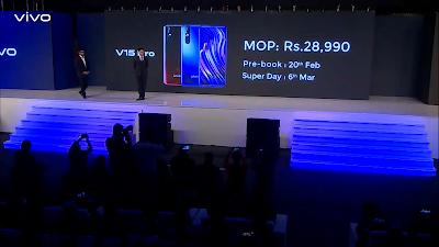 Vivo V15 Pro Phone Ka Price Hai