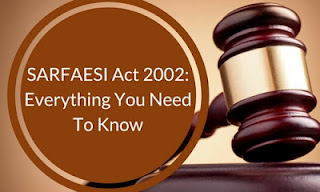 Amendments for SARFAESI Act has Denied