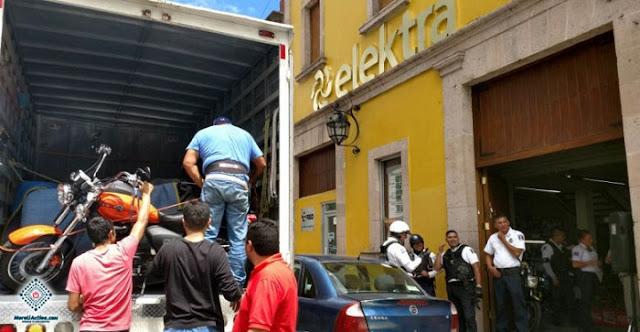 Cliente le gana juicio a Elektra y embargan a la tienda por 330 mil pesos