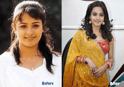 anita hassanandini after weight loss pictures