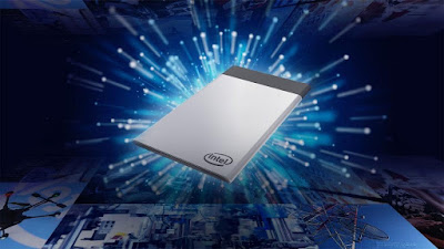 Intel Credit Card Sized Computer