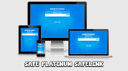 Safe Platinum Evolution Template Safelink  paling Simple Terbaru