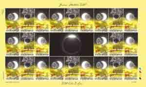 perangko gerhana matahari total 2016