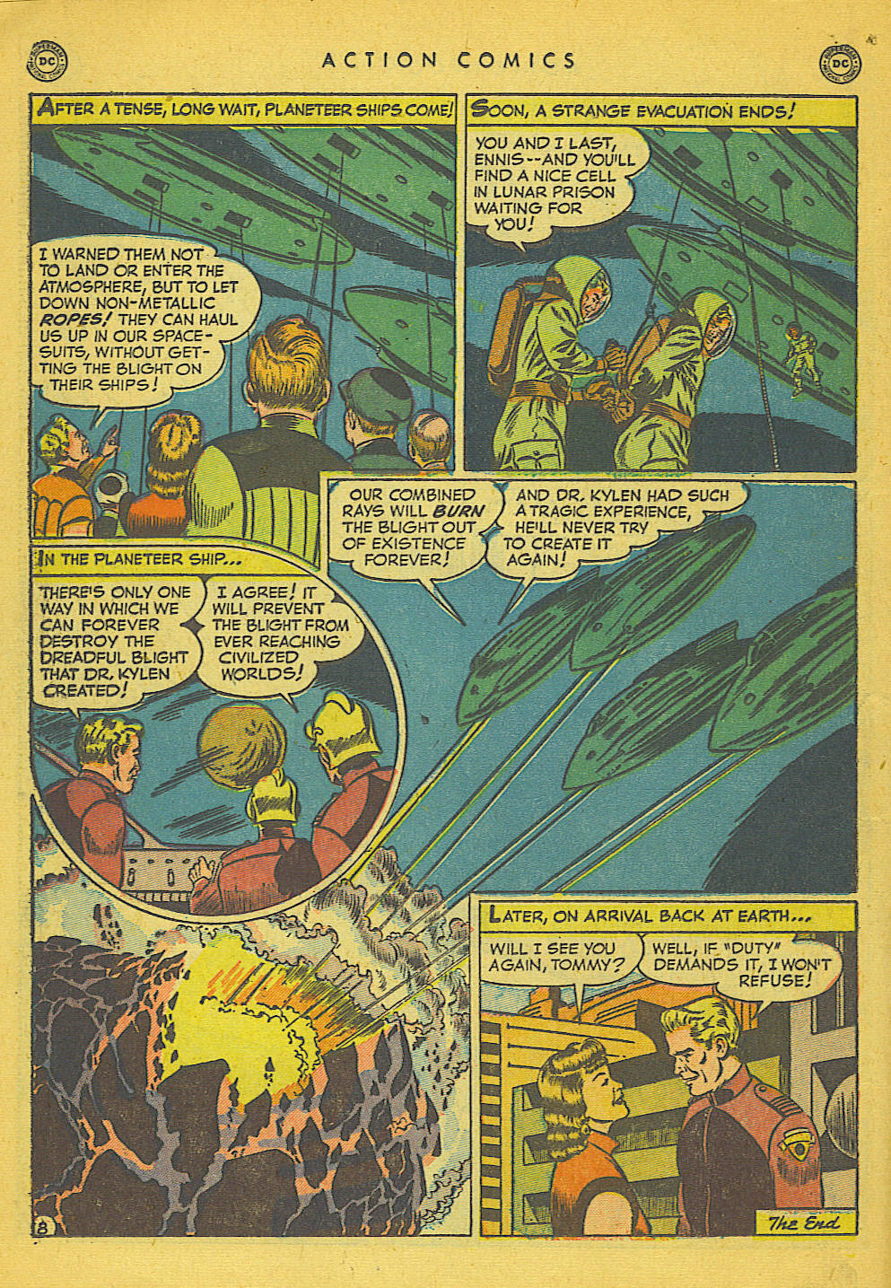 Action Comics (1938) 153 Page 20