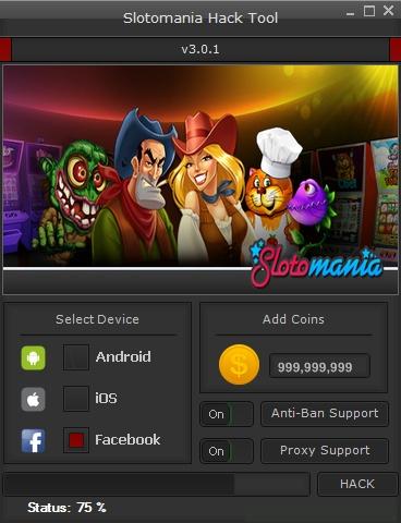 Slots Casino Hack