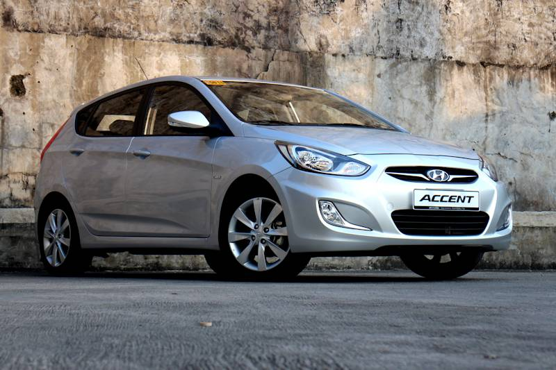 Review: 2013 Hyundai Accent CRD A/T