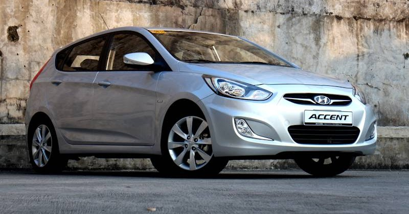 Review 2013 Hyundai Accent Crd A T Carguide Ph