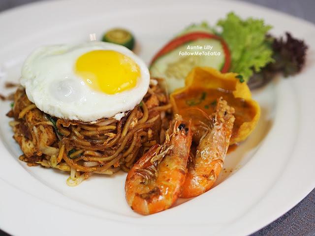 Fried Noodles 'Mamak Style' RM 34 Nett