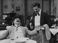 """Кадр из фильма Чарли Чаплина """"Иммигрант"""" (1917) - 11"""