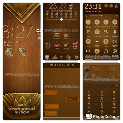 Download Theme Indian Classic for Asus Zenfone 2 4 5 6