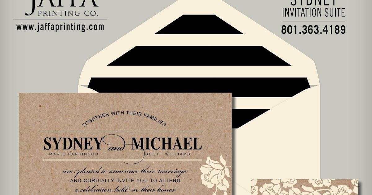 Wedding Invitations Sydney: Wedding Invitation Blog: Sydney Invitation