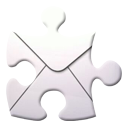 Download Icon Sosial Media Bentuk Puzzle
