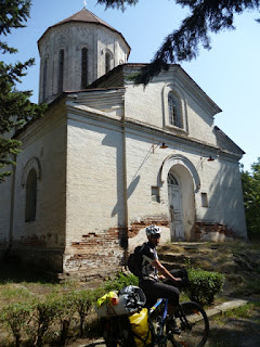 Iglesia ortodoxa en Qax