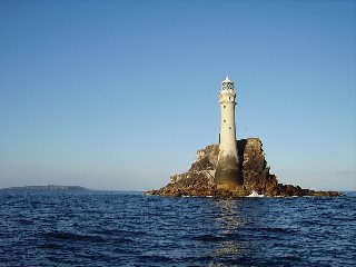 """Fastnet Carraig Aonair"" photo by Richard Webb"