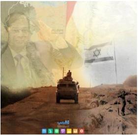القصة الكاملة لتنازل النظام عن سيناء.. الاحتلال يستعد ويحشد قواته والعسكر يمهدون الطريق