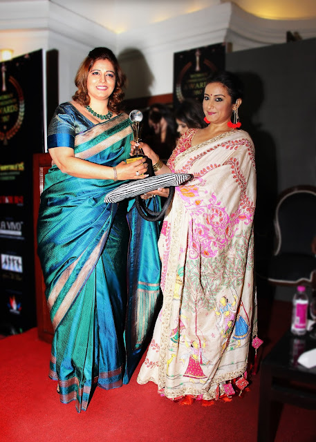 Richa Aggarwal with Divya Dutta