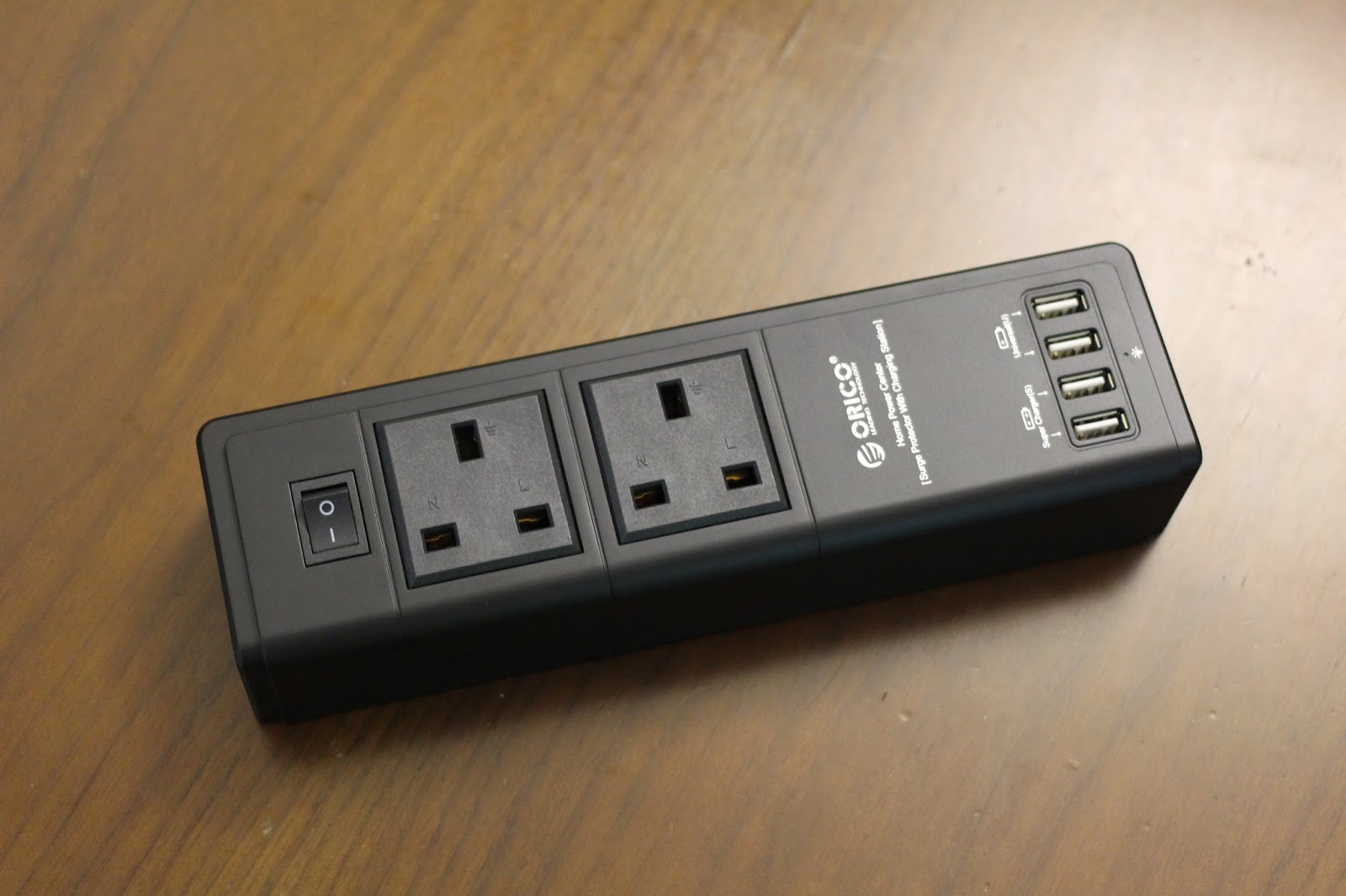 USB 拖板充電快