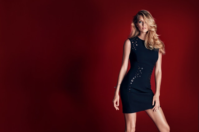 Ipekyol Fall/Winter 2015 Campaign featuring Lindsay Ellingson