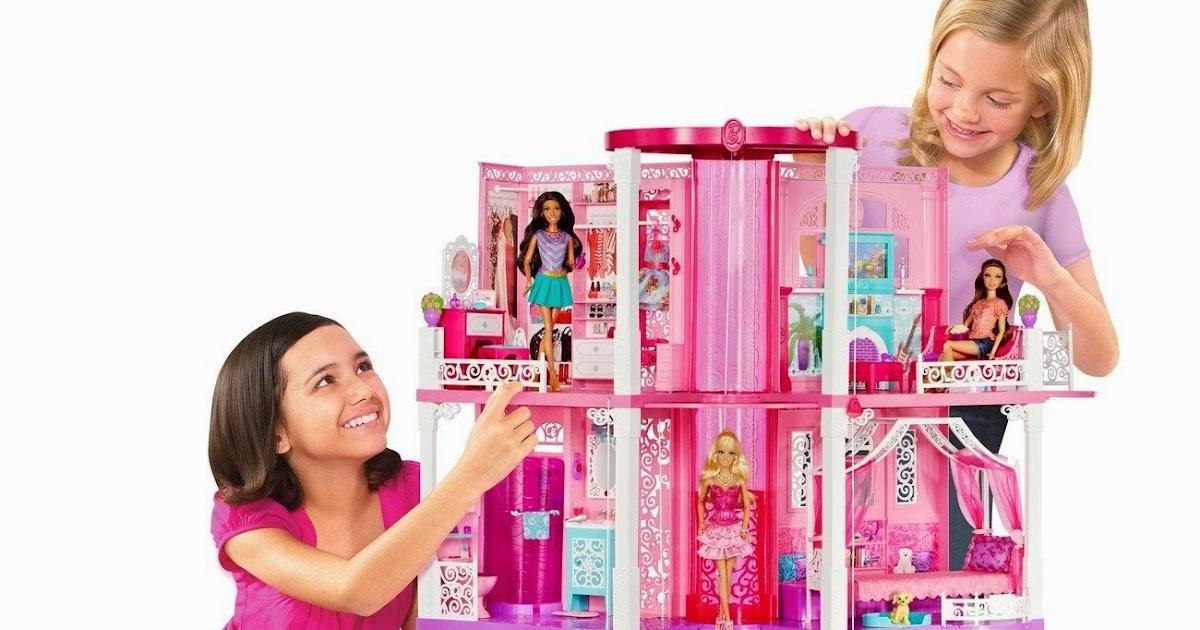 Giochi barbie la casa dei sogni di barbie in offerta for Costruttore di casa dei sogni online