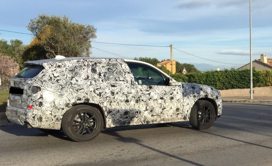 2018 BMW X7 Specs, Redesign, Reviews, Change, Release Date (Spy Photo)