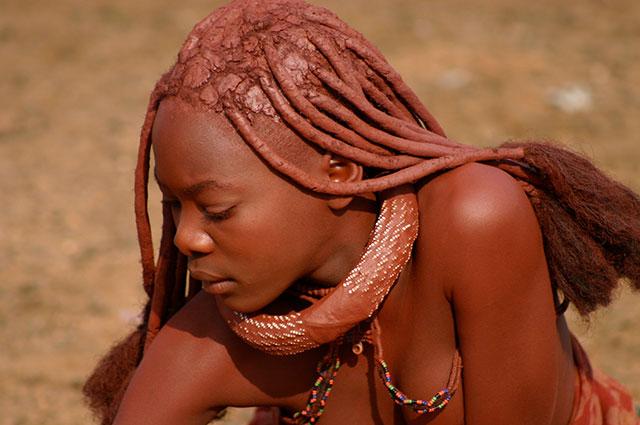 Cantik Menurut Suku Himba