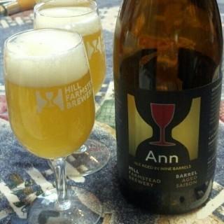 Ann (Cervecería Hill Farmstead)
