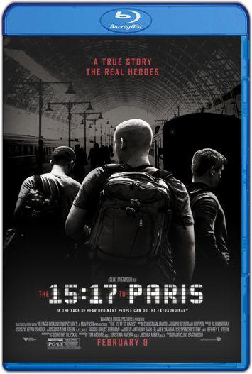15:17 Tren a París (2018) HD 1080p y 720p Latino
