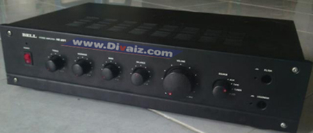 Power amplifier rakitan - www.divaizz.com