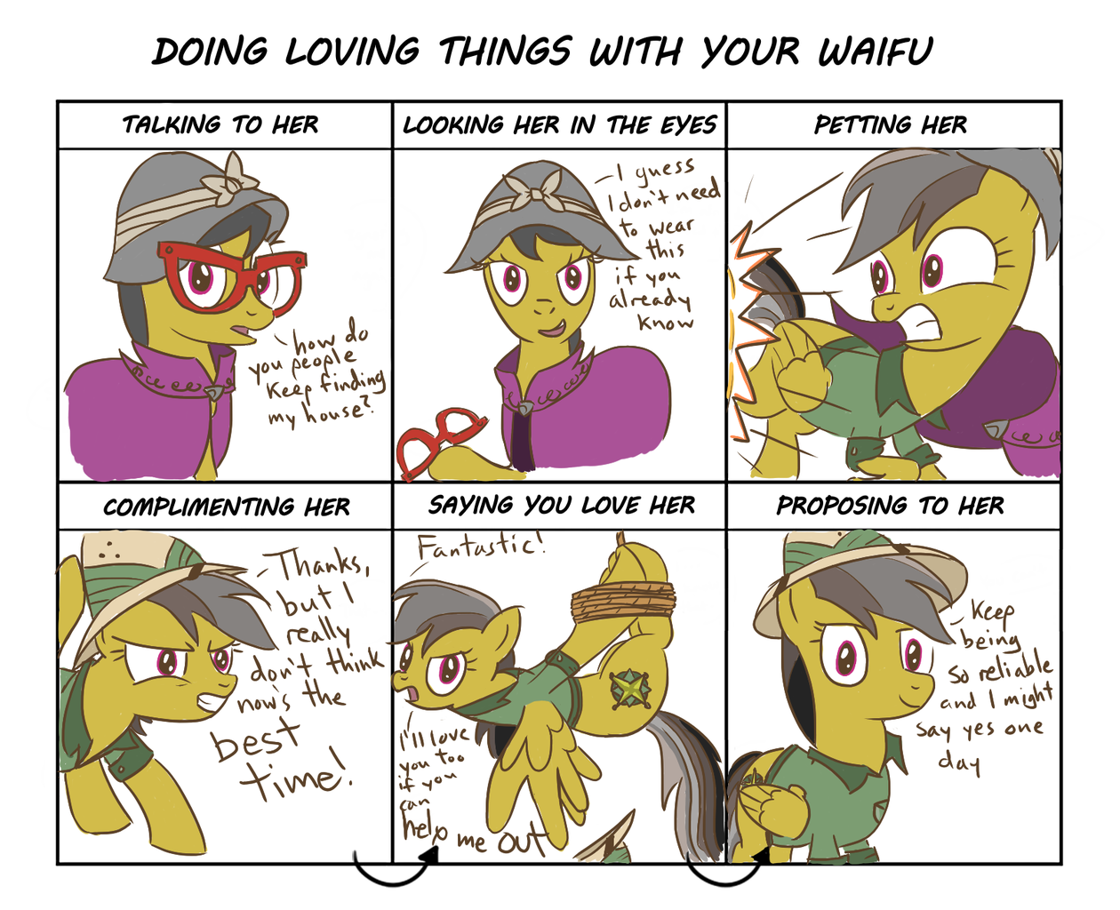 Equestria Daily Mlp Stuff Not Doing Hurtful Things To Your Waifu Charts The Good Side