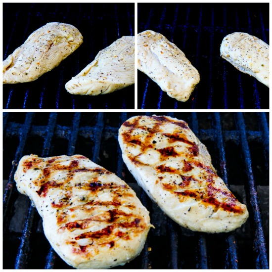 Completely Foolproof 100% Delicious Grilled Chicken from KalynsKitchen.com