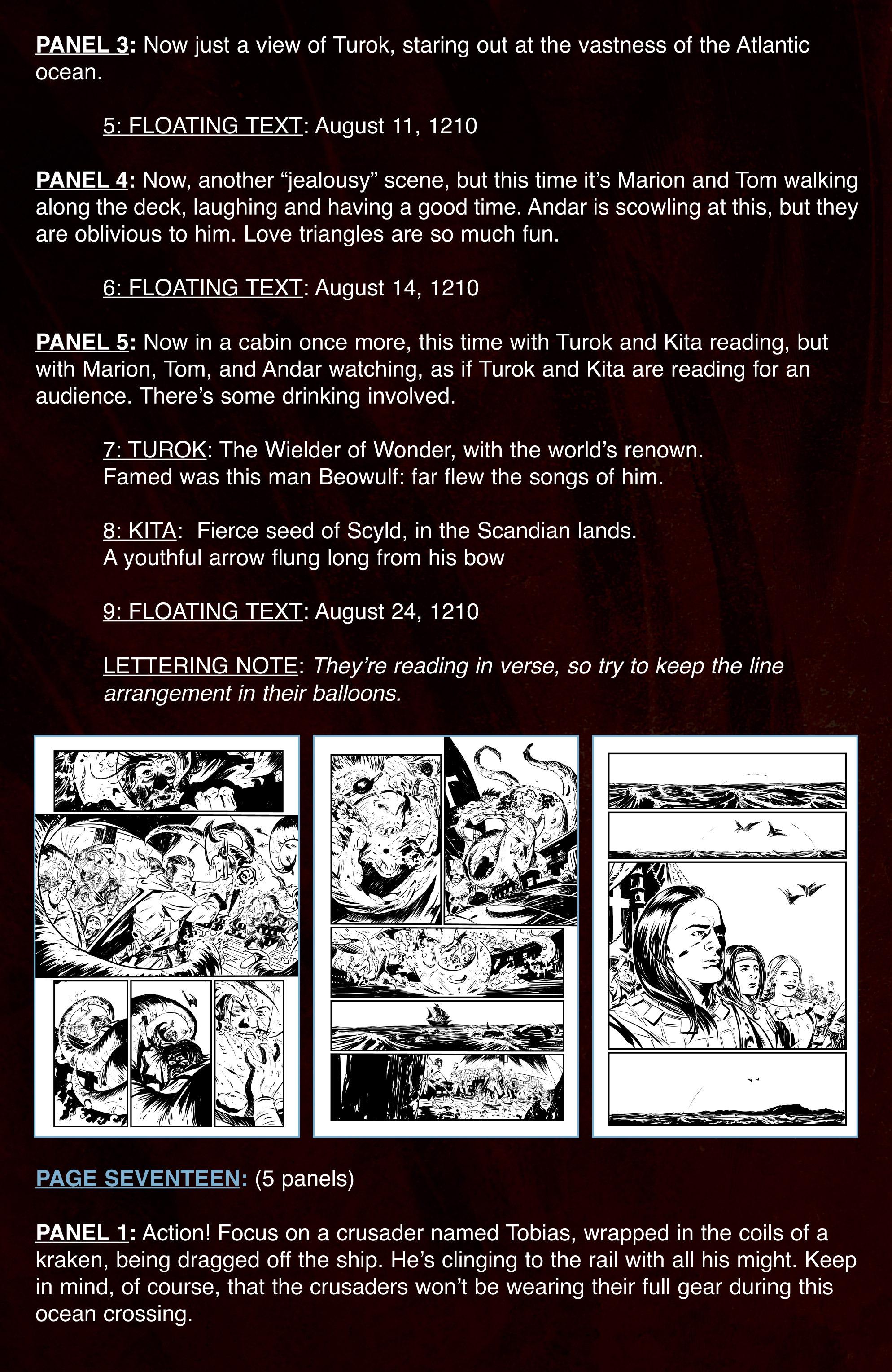 Read online Turok: Dinosaur Hunter (2014) comic -  Issue # _TPB 3 - 107