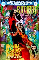 DC Renascimento: Batman do Futuro #2
