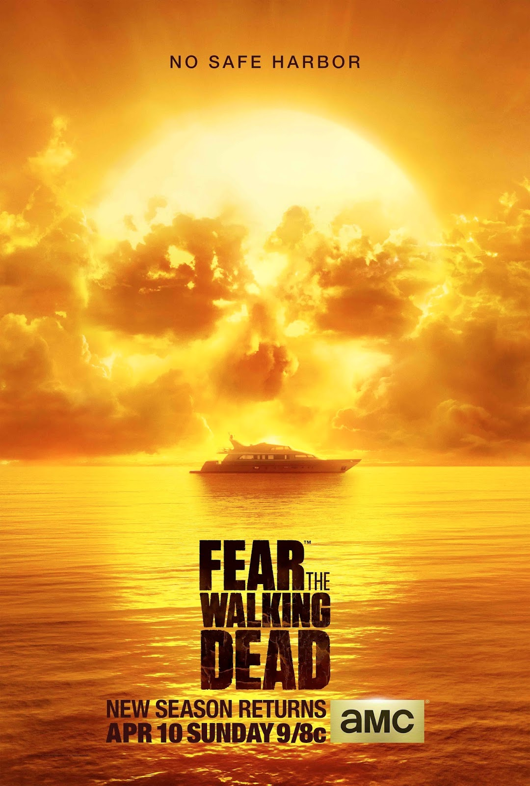 Fear the Walking Dead 2ª Temporada Torrent - WEB-DL 720p/1080p Dual Áudio